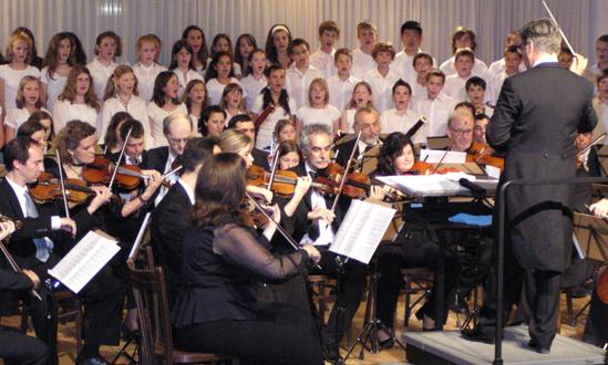 Chororchester