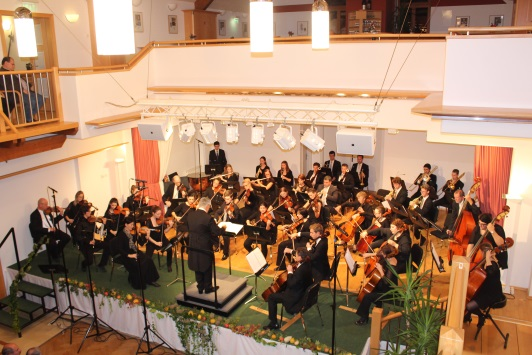 Das Symphonieorchester Bisamberg Leobendorf