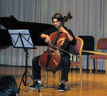 Stringmaina Cello
