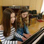 Klavier-Matinée und Klavier-Vorspielabend