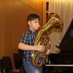 Vorspielabend Trompete, Tenorhorn