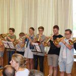 Vorspielabend Trompete, Flügelhorn, Tenorhorn