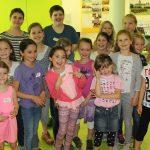 Probentag String Kids