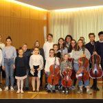 Vorspielabend Cello, Klavier