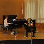 Vorspielabend Violoncello, Klavier