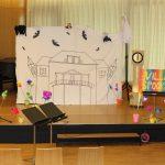 Musical Villa Spooky