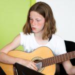 Begleitworkshop Gitarre