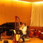 Vorspielabend Harfe, Kontrabass
