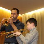 Vorspielabend Trompete, Tenorhorn, Flügelhorn