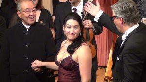 Franz Lehar Gala 2012 mit Veronika Groiß und Otoniel Gonzaga