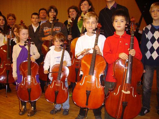 Cello-Klasse