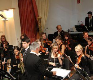 Saxofonsolist Severin Neubauer