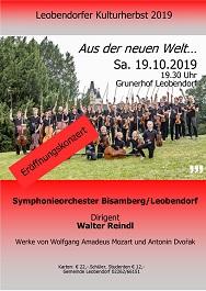 Eröffnungskonzert Leobendorfer Kulturherbst